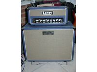 Laney L5 Studio Amp Head and matching LT115 speaker Cab.