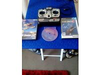 RC phoenix sim and controller (rrp£169)