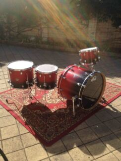 PDP MX SERIES Birch Drum Kit!!! **NOT A DW** West Perth Perth City Preview