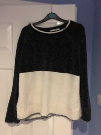 Ladies jumper worn once