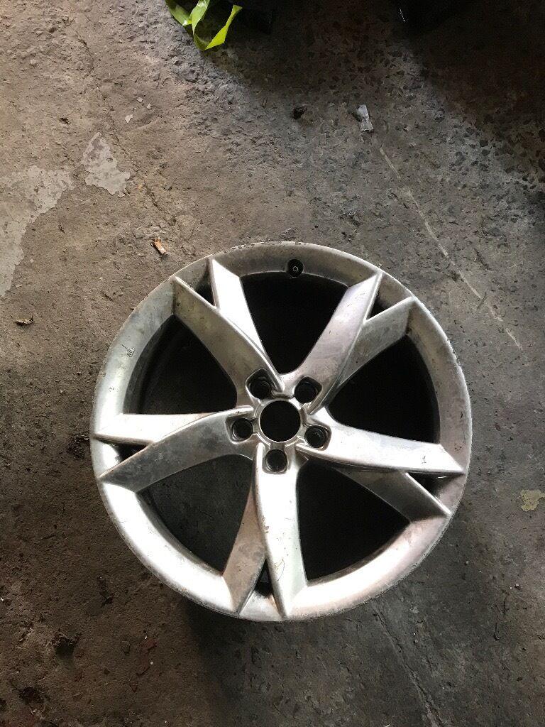 Audi A6 Alloy Wheels