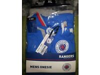 Rangers Mens short PJ set Brand New With Tags (XL) £12.00