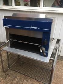 Electric Salamander grill