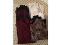 4 Thick winter Jumpers
