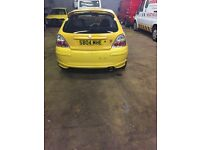 MG rover zr sport