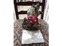 Limited Tinkerbell snow globe