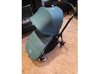 Bugaboo bee3 limited edition-petrol blue