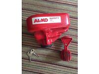 AL-KO Security Hitch Lock