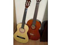 Nylon String Guitar - Greco. Special smaller size.