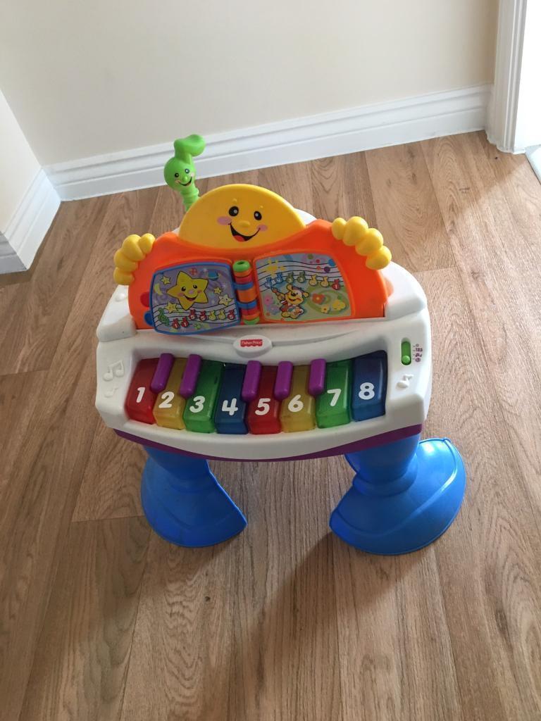 FisherPrice piano