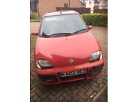Fiat Seicento Sporting **Spares or Repair**