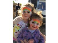 Part time nanny position, two girls (4 and 2) Kensal Rise