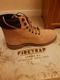 Firetrap Men's Boots Size 10