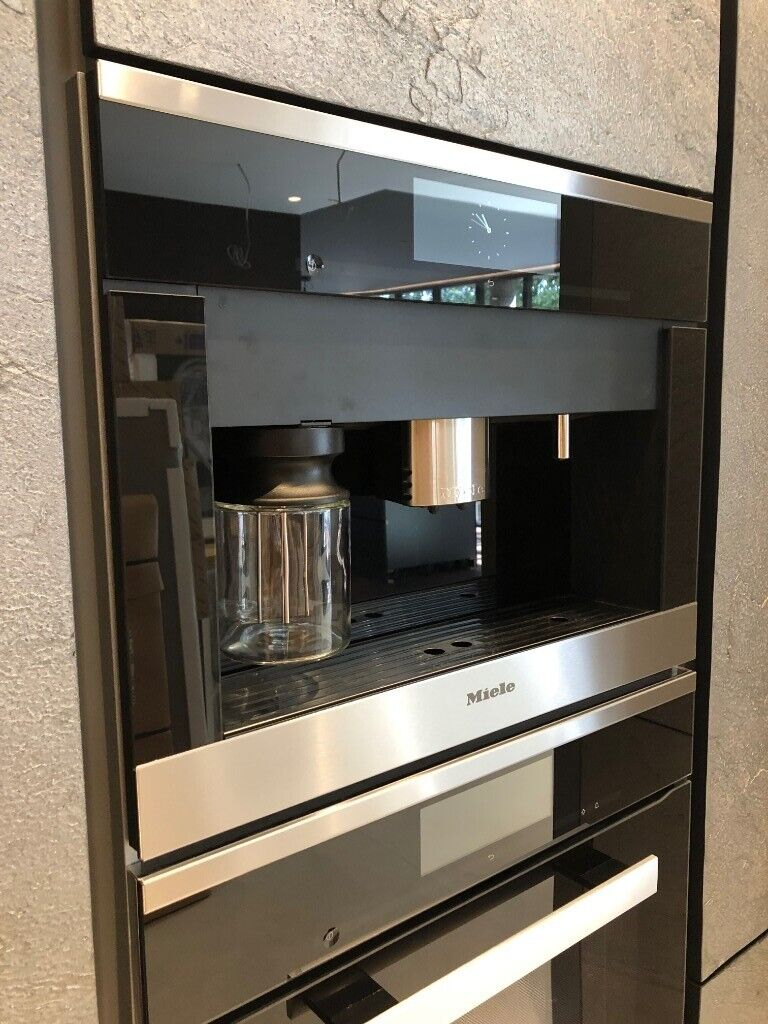 Ex Display Used Built In Coffee Machine Miele Cva6800clst With M Touch Display In Camden London Gumtree