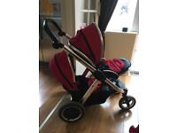Oyster Max 2 pushchair