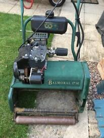 "Atco Balmoral 18"" Cylinder Mower"