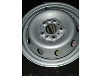 WANTED ,5 stud 15 inch steel wheel peugeot boxer