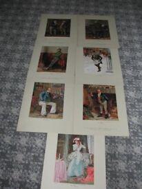 Frank Reynolds Dickens Prints