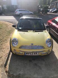 Mini auto for sale