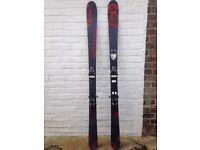 2010 Salomon Lord 177 skis with bindings