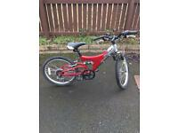 Giant mtx150 mountain bike full suspension children's bike