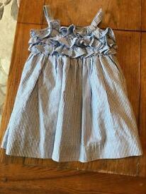Girls Ralph Lauren Summer Dress Age 2 Years