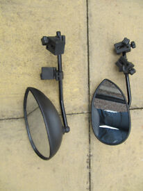 Caravan Extension Mirrors for Cars