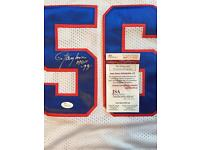 Lawrence Taylor Signed New York Giants Jersey with COA