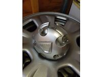 NEW STEEL WHEELS Dacia Duster 16 Inch 6.5x16 ET50 5 Stud - WHL13558