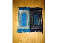 Kids prayer mats each £3