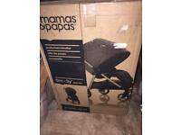 NEW Mamas and papas armadillo flip xt and carrycot