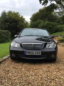 Mercedes C200 Diesel/ Low Miles