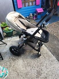 Bugaboo chameleon - beige coloured