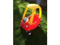 Little Tikes/Tykes 30th Anniversary Cosy Coupe, Roundhay LS8