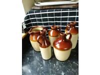 Stone Glazed jugs