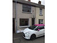 39 Herbert Ave, Larne BT40 1NL Excellent 2 Bed House Gas Heating New Carpets Redecorated