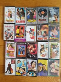 Bollywood Indian Cassette tapes