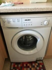 Bush A147qw washing machine