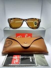 Ray-Ban wayfarer sunglasses tortoiseshell