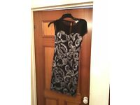 Peacocks Size 10 cocktail dress