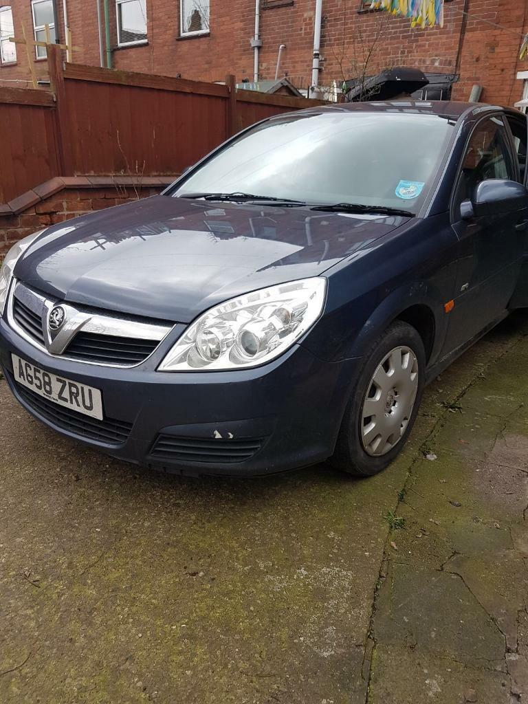REDUCED VAUXHALL VECTRA 1.9cdti GREY