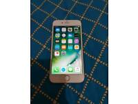 IPHONE 6S gold 32 gb EE very good condition with charger