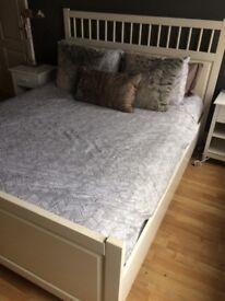 Ikea hemnes king size Bedframe