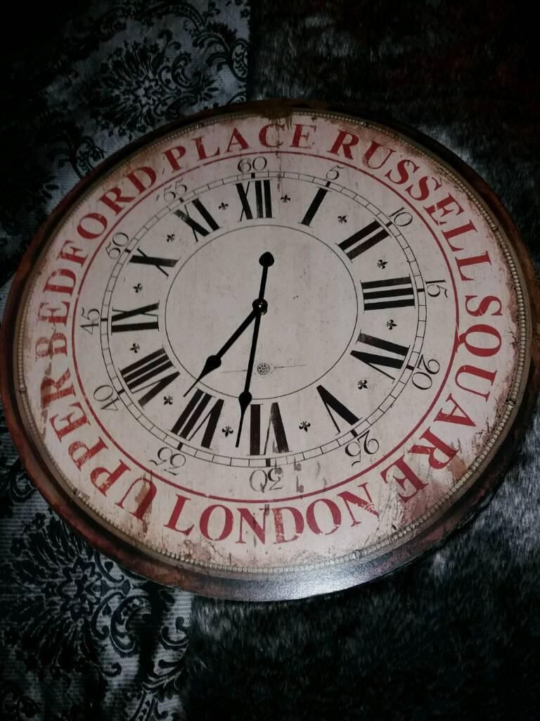 Large 'London Clock'