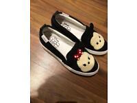 cute disney style shoes