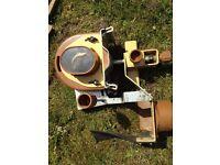 Scheppach spindle moulder fence & guard attachments