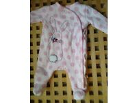 BABY GIRL CLOTHING - Newborn to 3 months