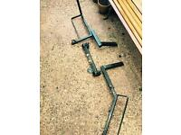 Motocross bike carrier, motocross rack, motocross