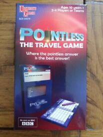 Pointless the travel game