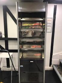 Commercial single display fridge